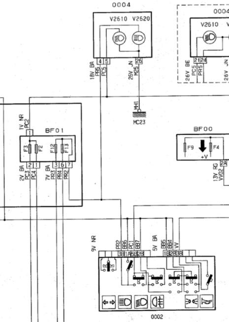 spot light wiring  page 1     maintenance    the dispatch